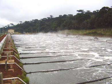 Imagem do case Ampliación de Estación de Tratamiento de Efluentes