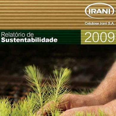 Imagem do case 2009 Sustainability Report