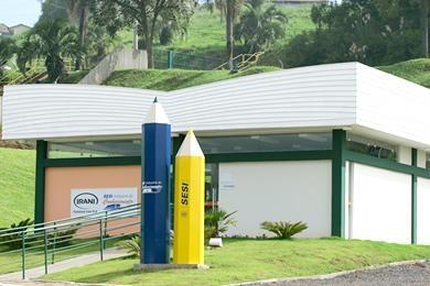Imagem do case Biblioteca Elida de Freitas e Castro Druck