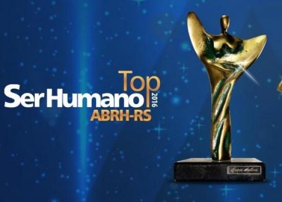 IRANI é uma das vencedoras do Top Ser Humano da ABRH(RS)