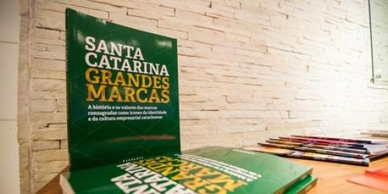 IRANI está em livro que conta as histórias de sucesso das empresas de Santa Catarina