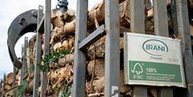 Comercialización de madera