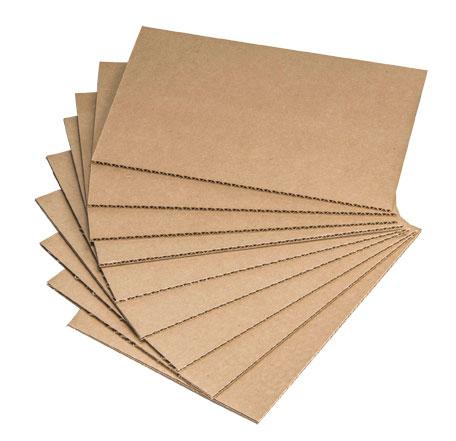 Corrugated Cardboard Sheets Celulose Irani S A